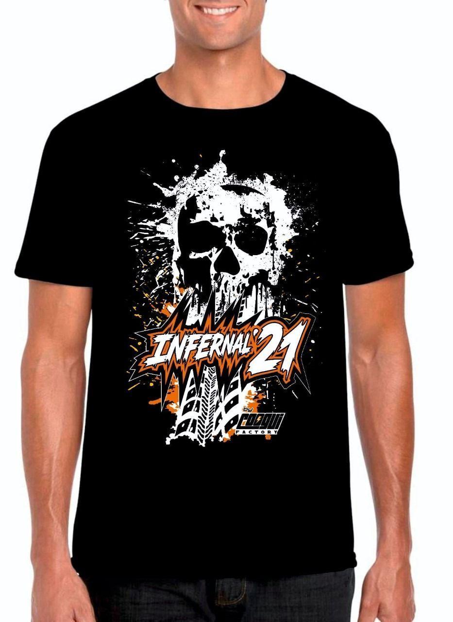 Camiseta Infernal 21